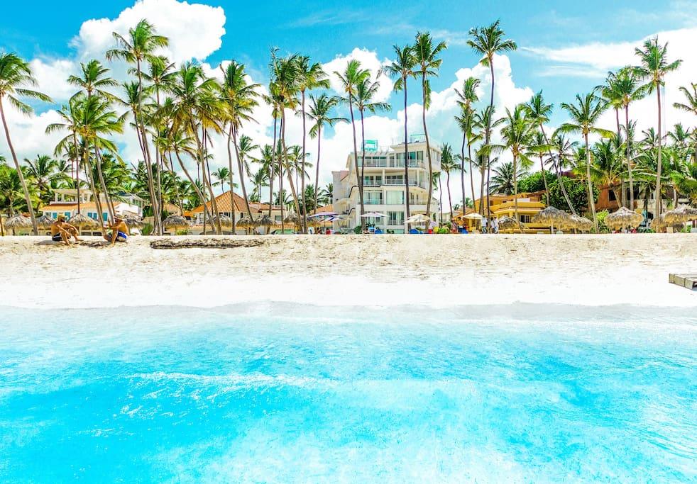 Unique Private Retreat – Breathtaking Ocean View - Villas and Apartments in Punta Cana, DR