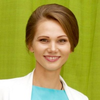Nadezhda Okladna <i>Apartment Designer</i>